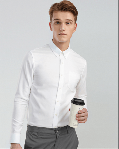 Business-Casual-Shirt-white-400x500 18 Best Tips and Business Casual Outfits For Men
