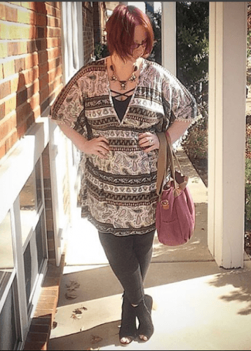 The-Boho-Chic-358x500 20 Best Bralette Outfits for Plus Size Women to Try in 2018