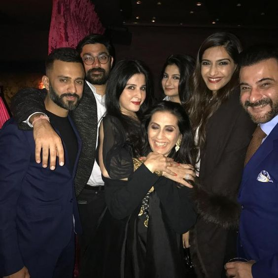 12 Sonam Kapoor Wedding Pics - Engagement and Complete Wedding Pictures