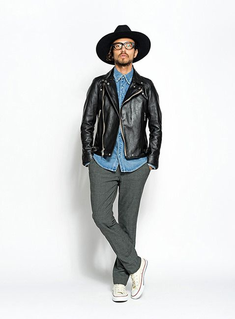 19-4 25 Best Rock Concert Outfits for Men in 2018