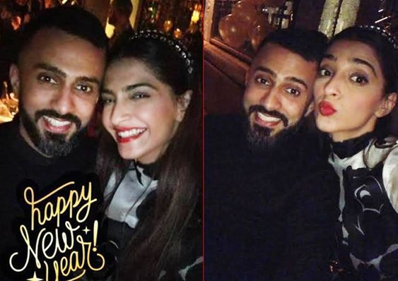 3-1 Sonam Kapoor Wedding Pics - Engagement and Complete Wedding Pictures