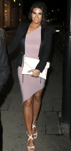 Lilac-celebrity-outfit-234x500 35 Best Ways to Wear Lilac Outfits For Women