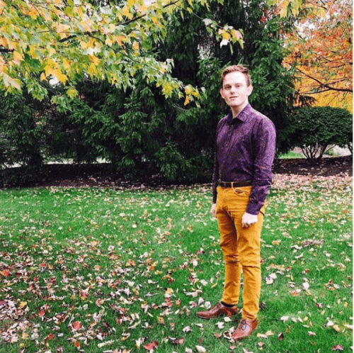 Autumn-Outfit-with-Mustard-Pants-for-Men-500x498 Top 20 Men's Outfit with Mustard Pants To Wear in 2018