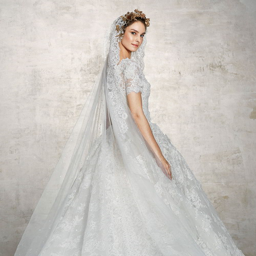 marchesa spring 2019 bridal wedding inspirasi featured wedding gowns dresses and collection