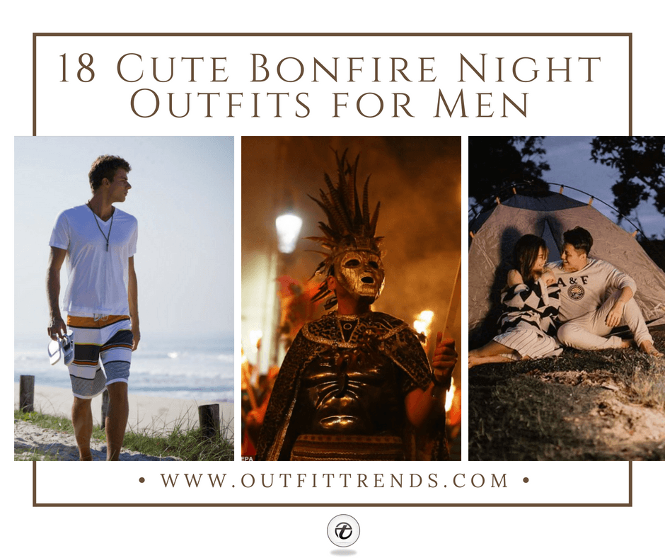Bonfire-night-outfits-for-men What to Wear for Bonfire Party? 18 Cute Bonfire Night Outfits for Men