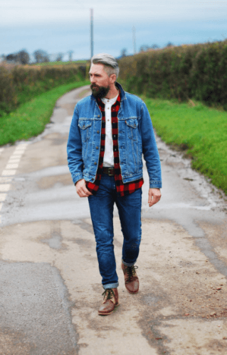 Older-Man-Outfits-for-Bonfire-319x500 What to Wear for Bonfire Party? 18 Cute Bonfire Night Outfits for Men