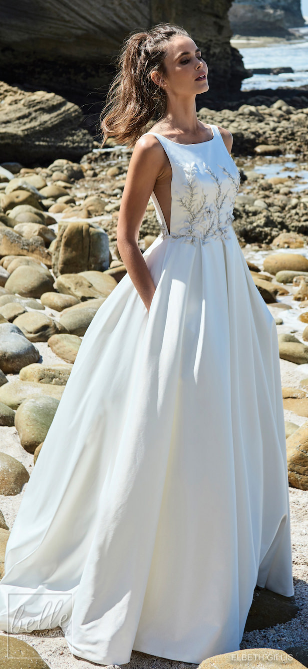 Elbeth Gillis Wedding Dress 2019 - Luminescence Bridal Collection