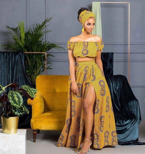 kitenge13-600x638 20 Best Kitenge Designs for Long Dresses 2018