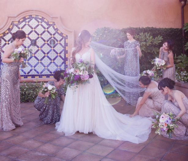 An Elegant Tent Wedding with a Rustic & Ethereal Twist