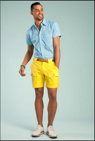 Summer-bonfire-outfit-for-men What to Wear for Bonfire Party? 18 Cute Bonfire Night Outfits for Men