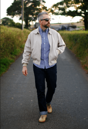 Outfits-for-Older-man-340x500 What to Wear for Bonfire Party? 18 Cute Bonfire Night Outfits for Men
