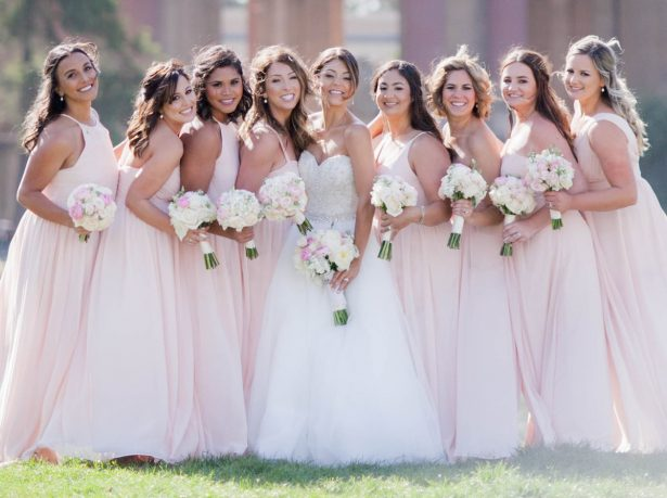 Classic Romance and Blush Hues for a Timeless Wedding in San Francisco