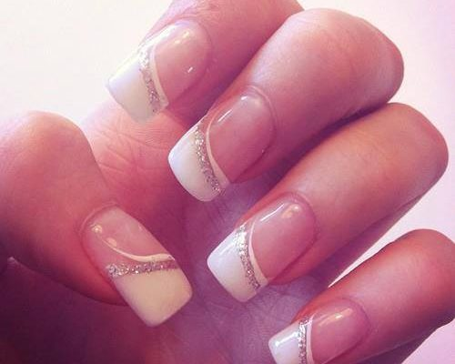 Wedding nail designs tasteful to trendy gallery wedding nail designs tasteful to trendy solutioingenieria Image collections