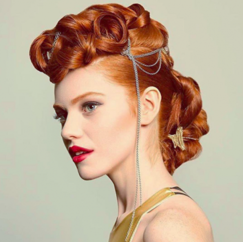 Updos for Long Hair 13