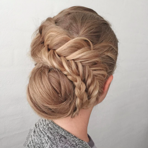 Updos for Long Hair 46