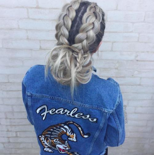Updos for Long Hair 42