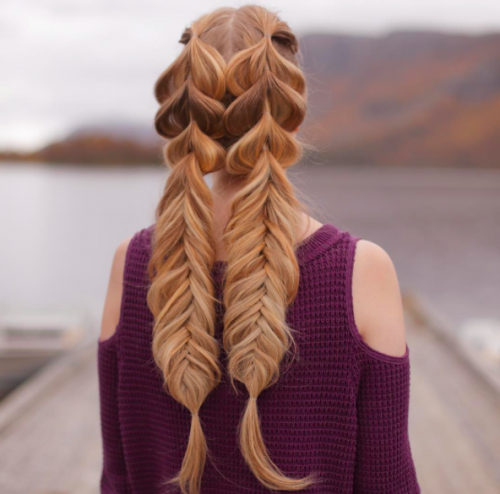 Updos for Long Hair 37
