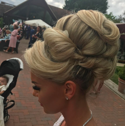 Updos for Long Hair 47