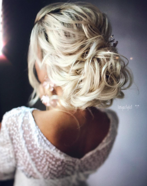 Updos for Long Hair 19