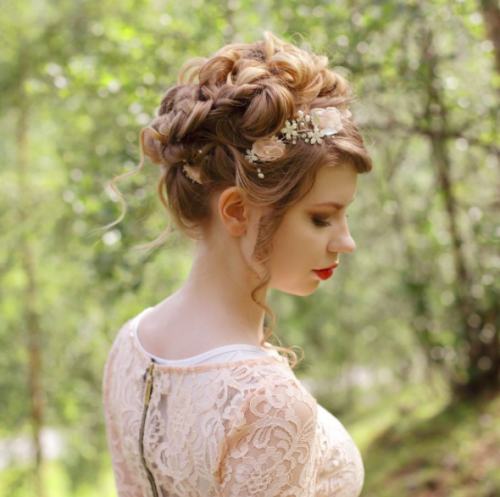 Updos for Long Hair 39