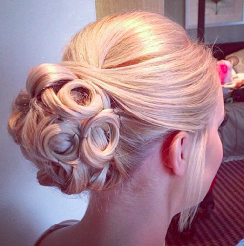 Updos for Long Hair 29