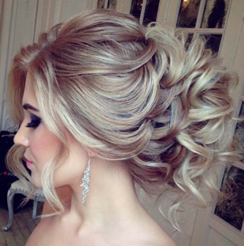Updos for Long Hair 30