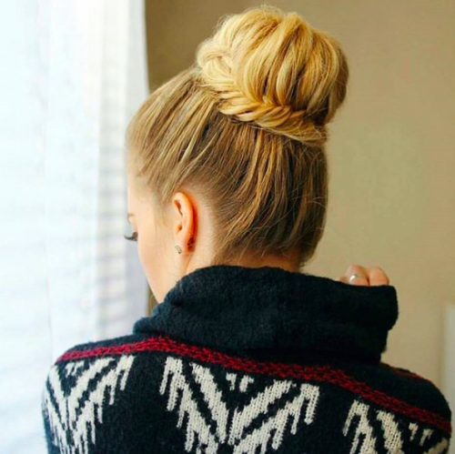 Updos for Long Hair 6