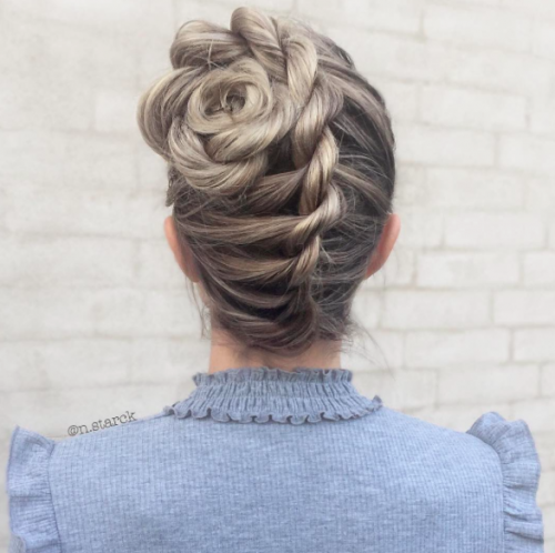 Updos for Long Hair 44