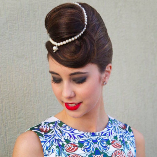 Updos for Long Hair 22