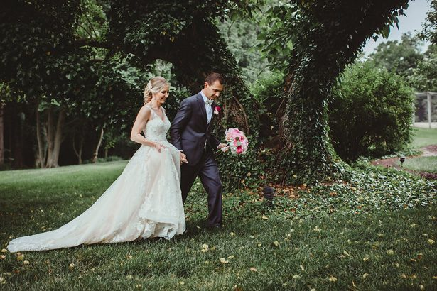 Romantic Wedding Photo- Dani Leigh Photography