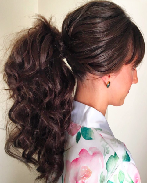 Updos for Long Hair 16
