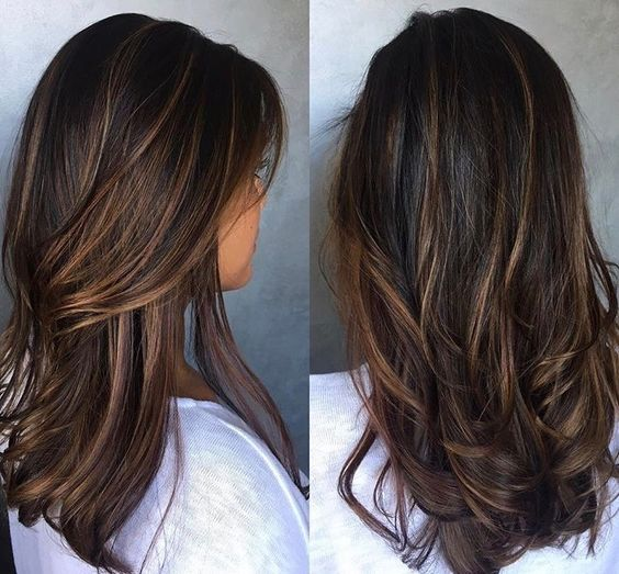 Light Brown Blonde Balayage