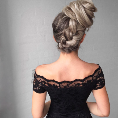 Updos for Long Hair 45