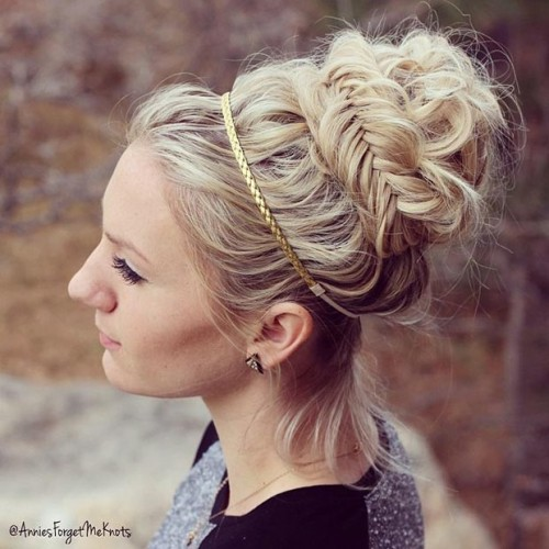 Updos for Long Hair 34
