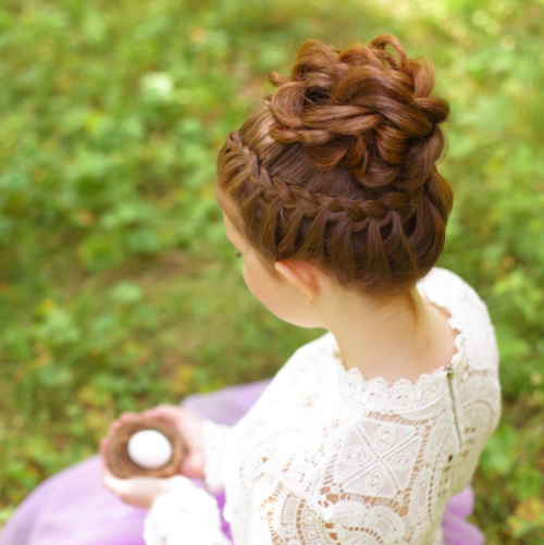 Updos for Long Hair 36