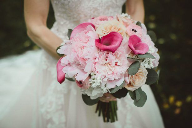 This Classic Pink Wedding is Layered in Timeless Romance