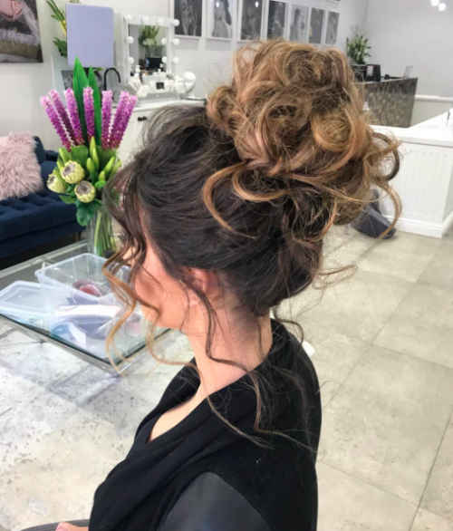 Updos for Long Hair 26