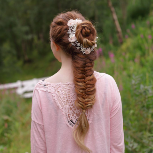 Updos for Long Hair 38
