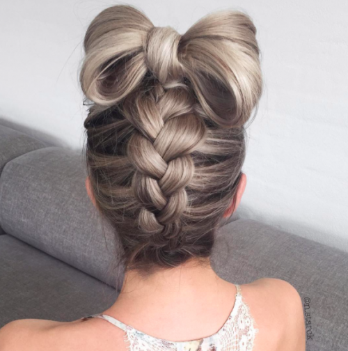 Updos for Long Hair 43