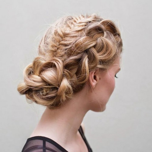 Updos for Long Hair 35