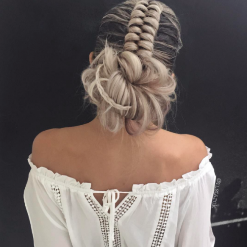 Updos for Long Hair 41