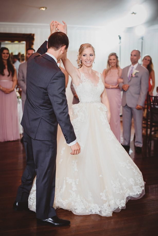 Romantic Wedding Photo - First dance- Dani Leigh Photography