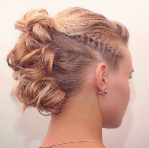 Updos for Long Hair 12