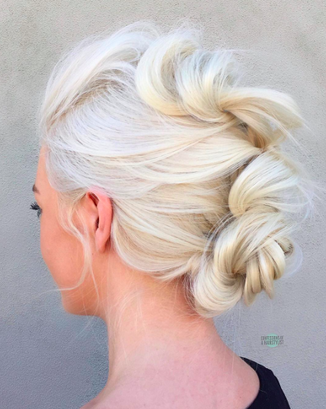 Updos for Long Hair 10