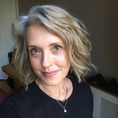 Short Layered Haircuts For Women Over 50